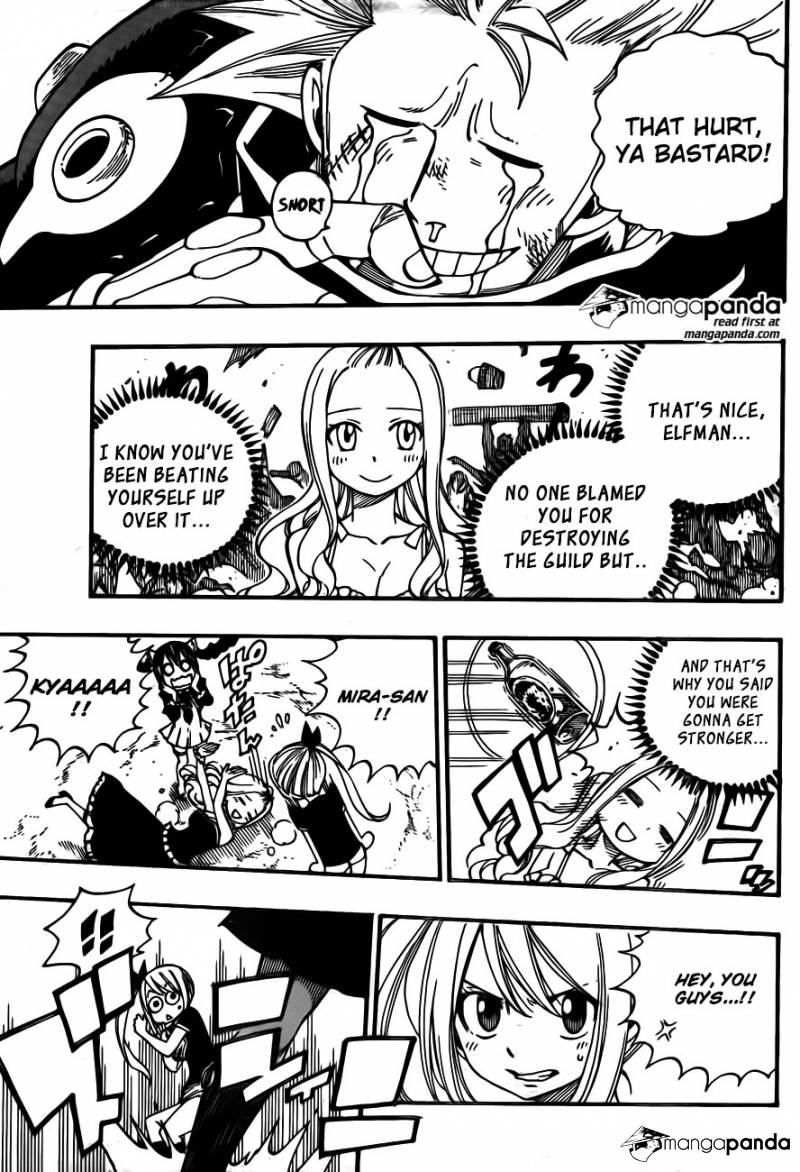 Fairy Tail Ch 438: The Seventh Guild Master