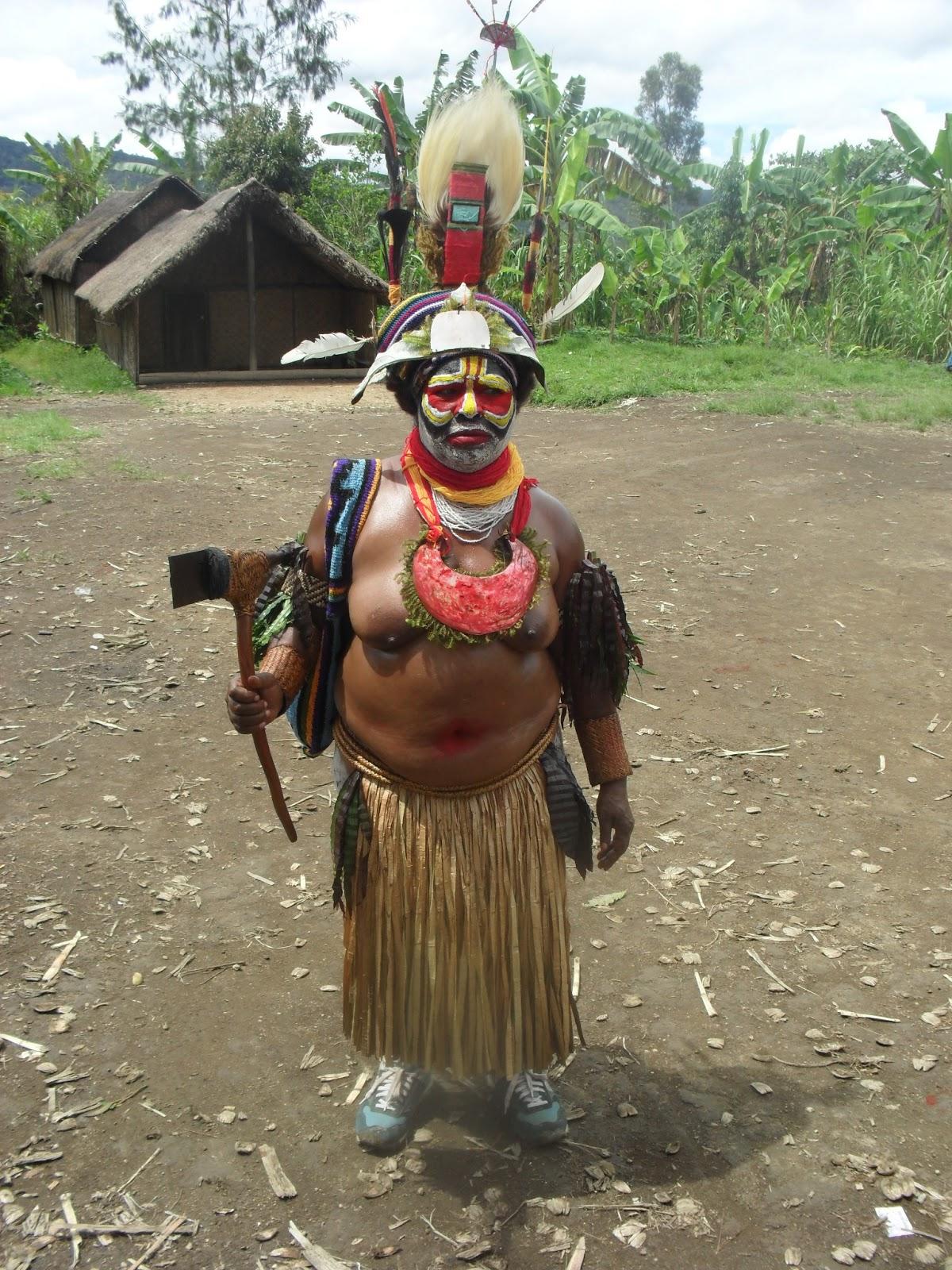 Guinea woman