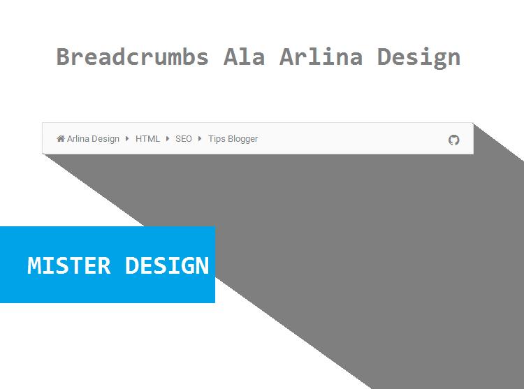 Breadcrumbs Ala Arlina