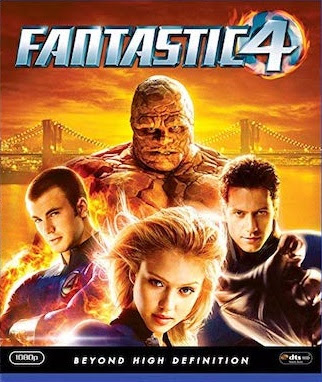 Fantastic Four 2005 Dual Audio Hindi 480p BluRay 300mb