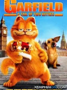 Chú Mèo Garfield