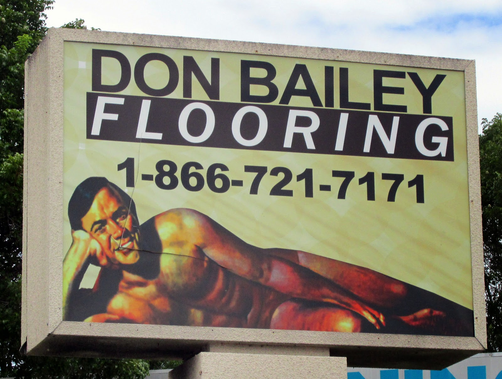 Don Bailey Carpet Billboard - Beste Awesome Inspiration