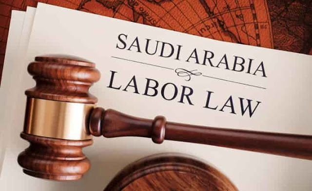 SAUDI LABOR LAW 38 NEW AMENDMENTS