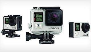 Spesifikasi Dan Harga Kamera Gopro Hero 4 Black And Silver