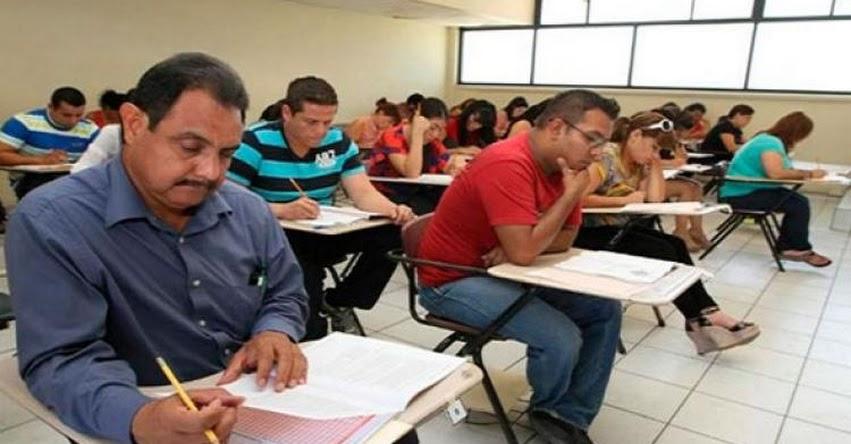BONO DE ATRACCIÓN: 178 docentes de la región Piura recibirán 18 mil soles de incentivo
