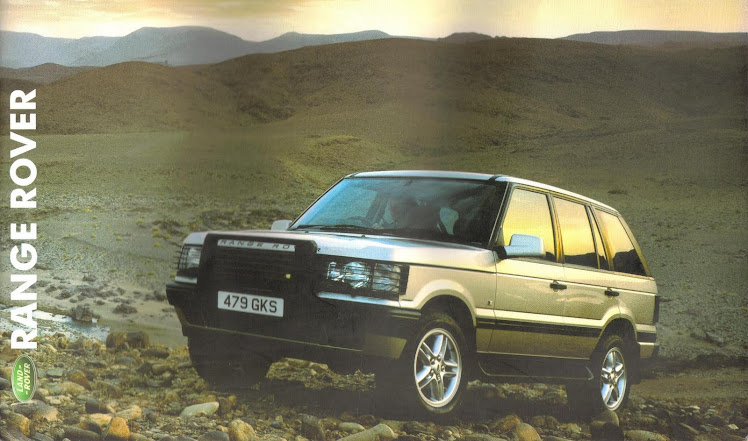range rover world the range rover p38 history mk2. Black Bedroom Furniture Sets. Home Design Ideas