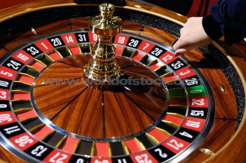 Roulette trực tuyến và vòng quay