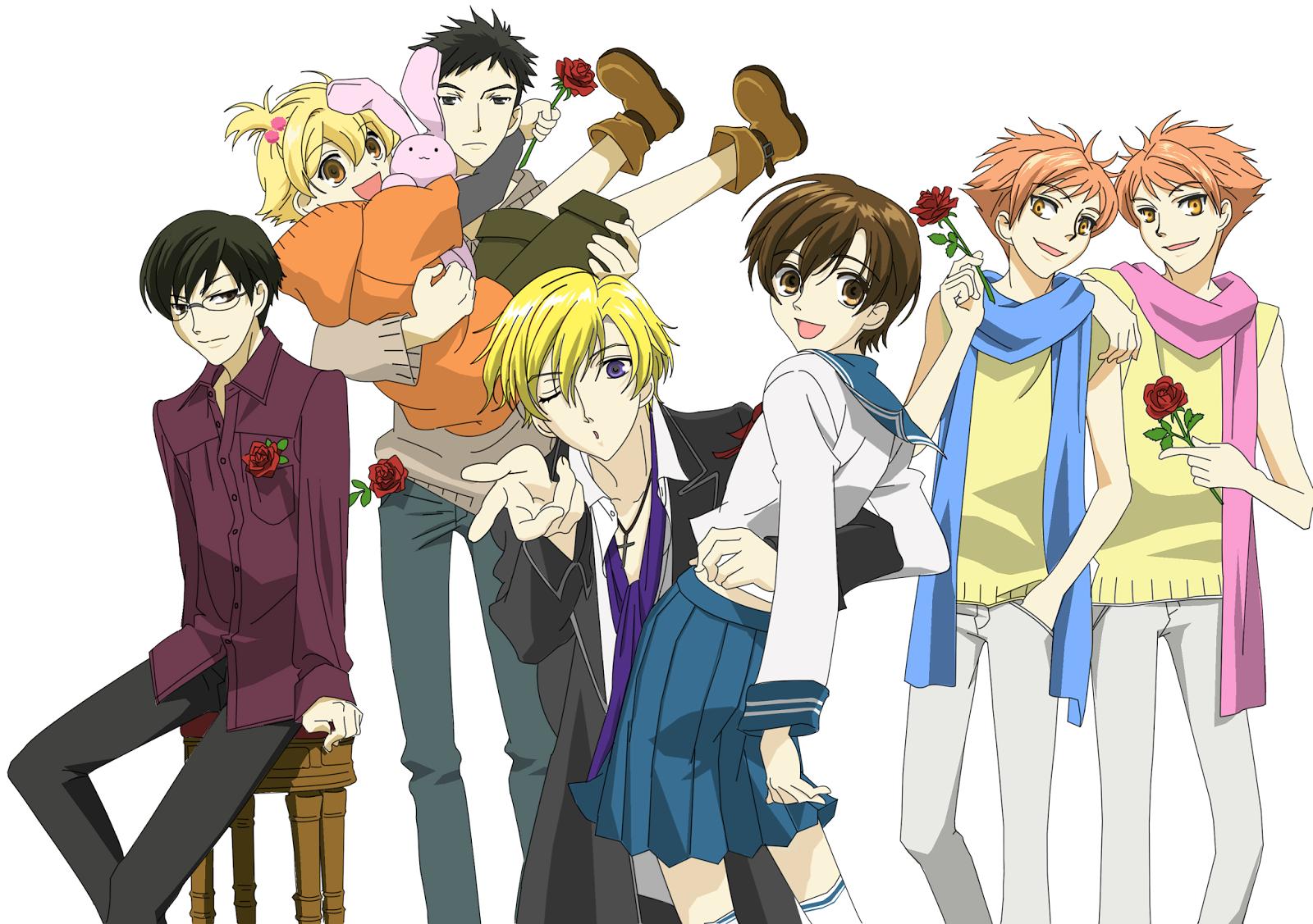 anime dp boys for whatsapp. Think Small. Dream Big.: BEST LOVE TRIANGLES IN ANIME/MANGA