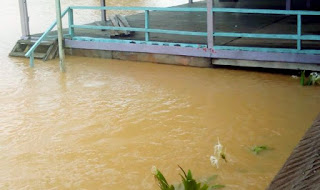 Banjir semakin teruk Di Marudi Sarawak