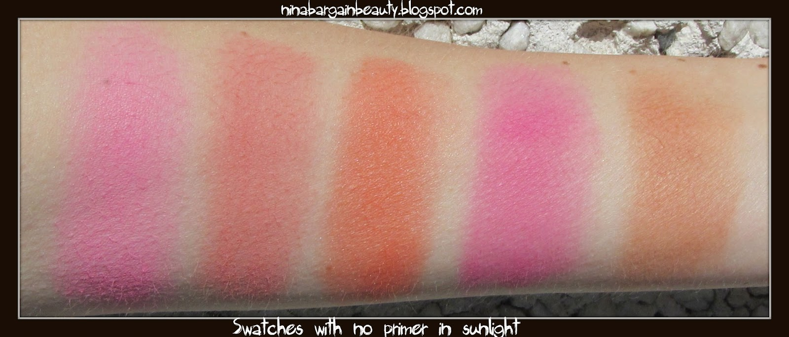 Professional Blush - 10 Color Blush Palette by BH Cosmetics #11