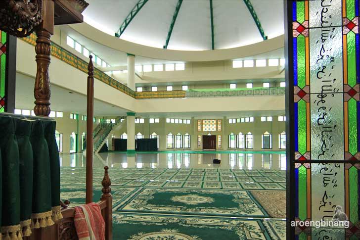 masjid raya tuatunu pangkalpinang bangka