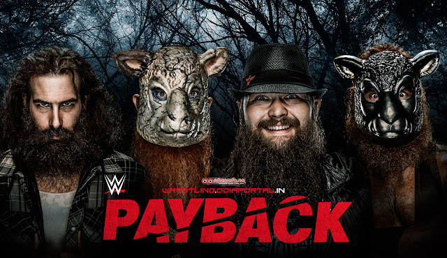 Download Official WWE Payback 2016 HQ Wallpaper (feat. The Wyatt Family). Payback will take place at Allstate Arena in Chicago on Sunday, May 1, 2016. Payback 2016 hq wallpaper, 2k, 4k resolution, for android and iphone,1080i 720p quality wwe payback 2016, official theme song download mp3
