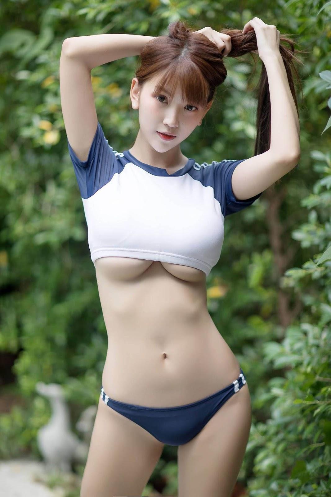 Bộ sưu tập hình ảnh girl xinh khoe nội y lộ hàng khiêu dâm