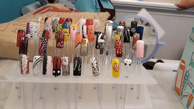 Nailaholics nail art