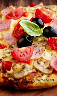 Read pizza dough recipes with yeast
