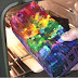 He Melts Over 250 Crayons Together In 1 Big Block, But When He's Done? Unbelievable...