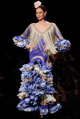 4221e6fda Moda trajes de flamenca - MODA Y BIENESTAR