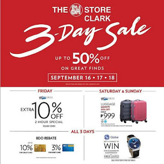 SM Malls Sale