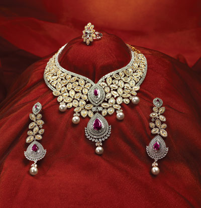 Indian Jewellery And Clothing Wedding Collection From