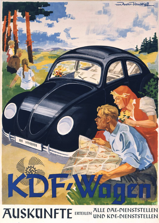 Volkswagen Type 1 Advertising