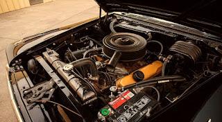 1960 DeSoto Adventurer Engine