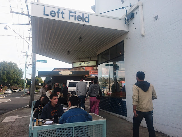 Left Field, Carnegie