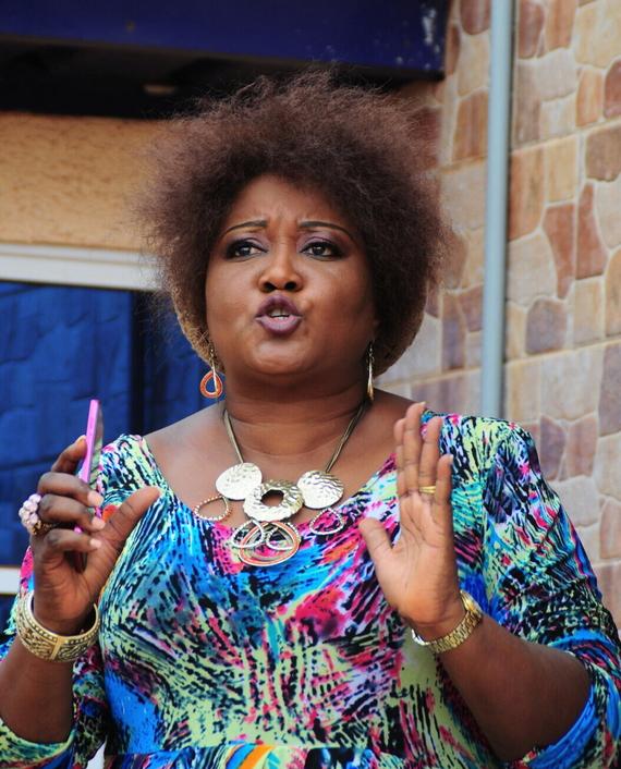 Naija celebrity gossip movies