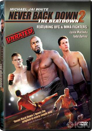 Never Back Down 2 The Beatdown 2011 BRRip 300MB Hindi Dual Audio 480p Watch Online Full Movie Download bolly4u