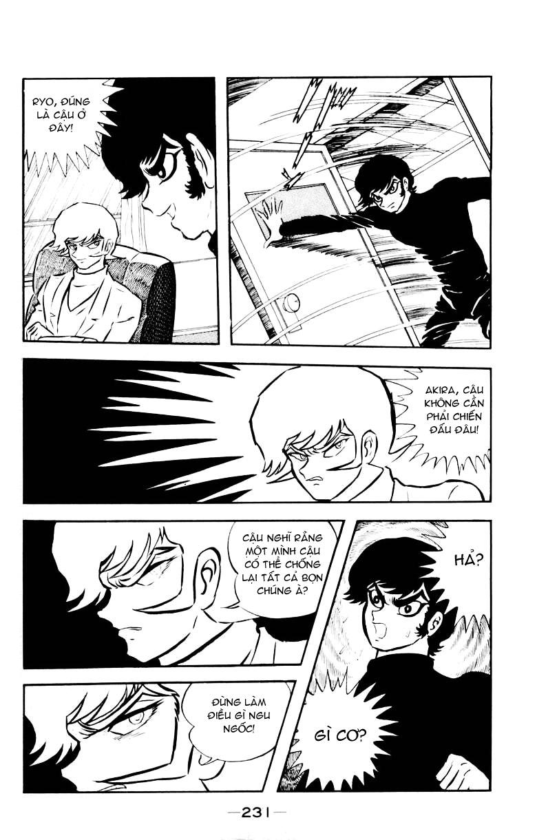 DevilMan chapter 16 trang 31