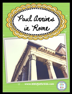 http://www.biblefunforkids.com/2013/03/paul-arrives-in-rome.html