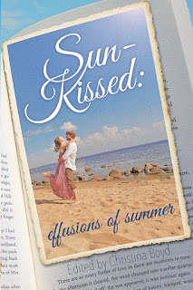 Book cover: Sunkissed: Effusions of Summer