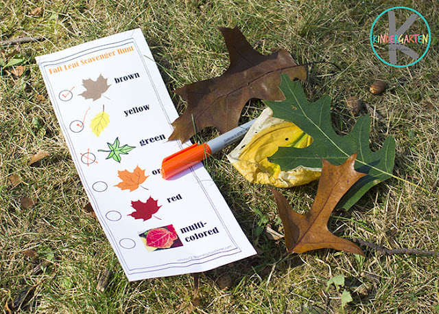 scavenger hunt ideas for toddler, preschool, kindergarten