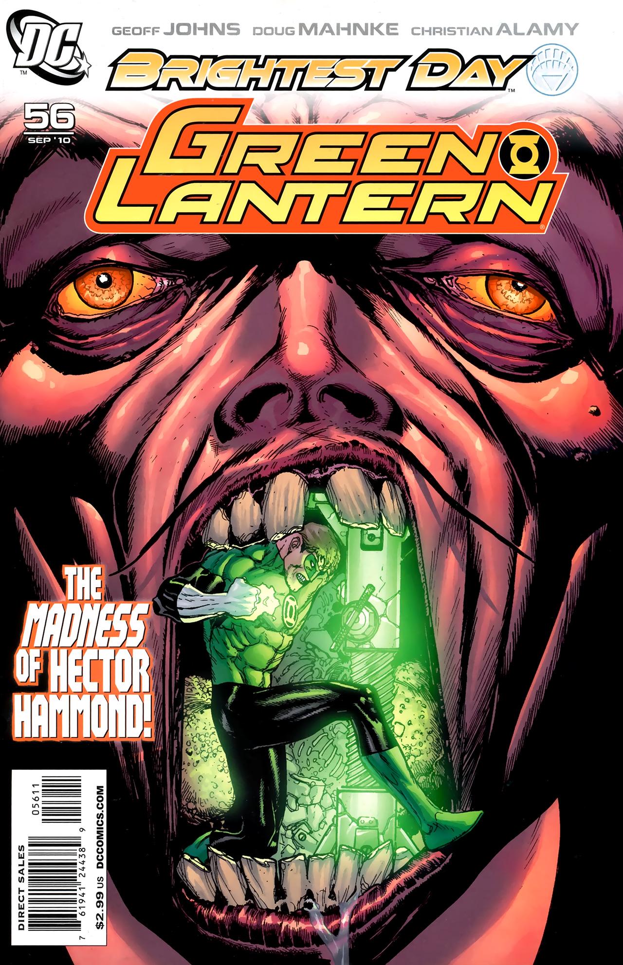 Green Lantern (2005) 56 Page 1