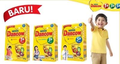 promo susu Dancow