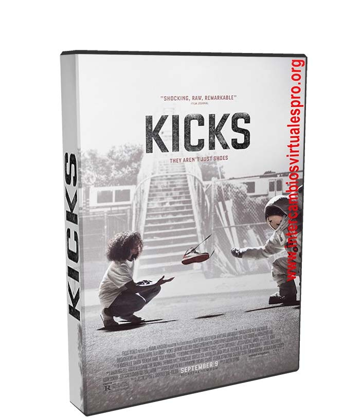Kicks poster box cover