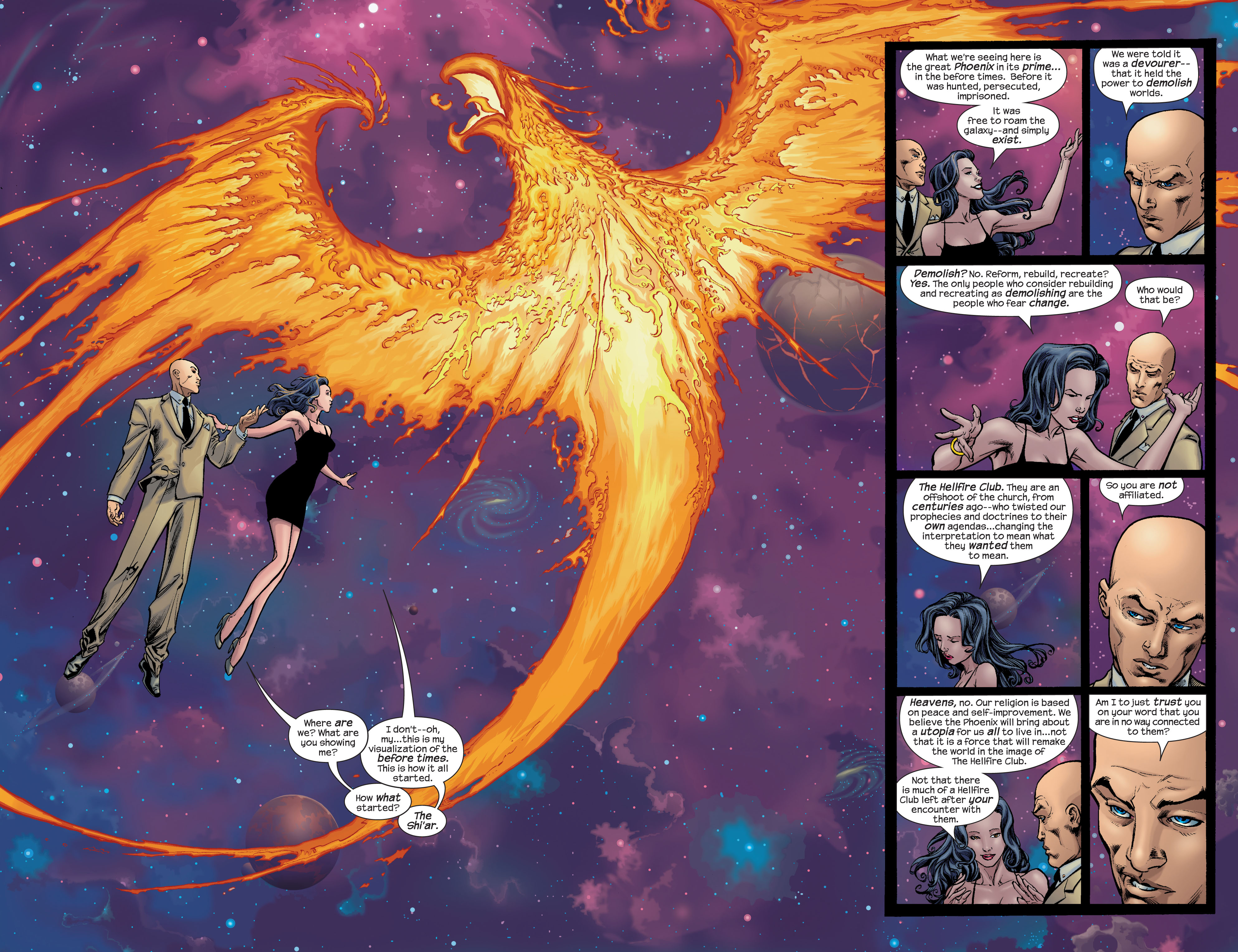 Read online Ultimate X-Men comic -  Issue #68 - 7