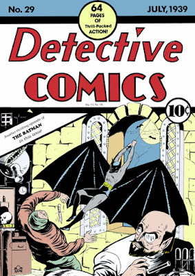 Detective Comics (1937) #29 Cover