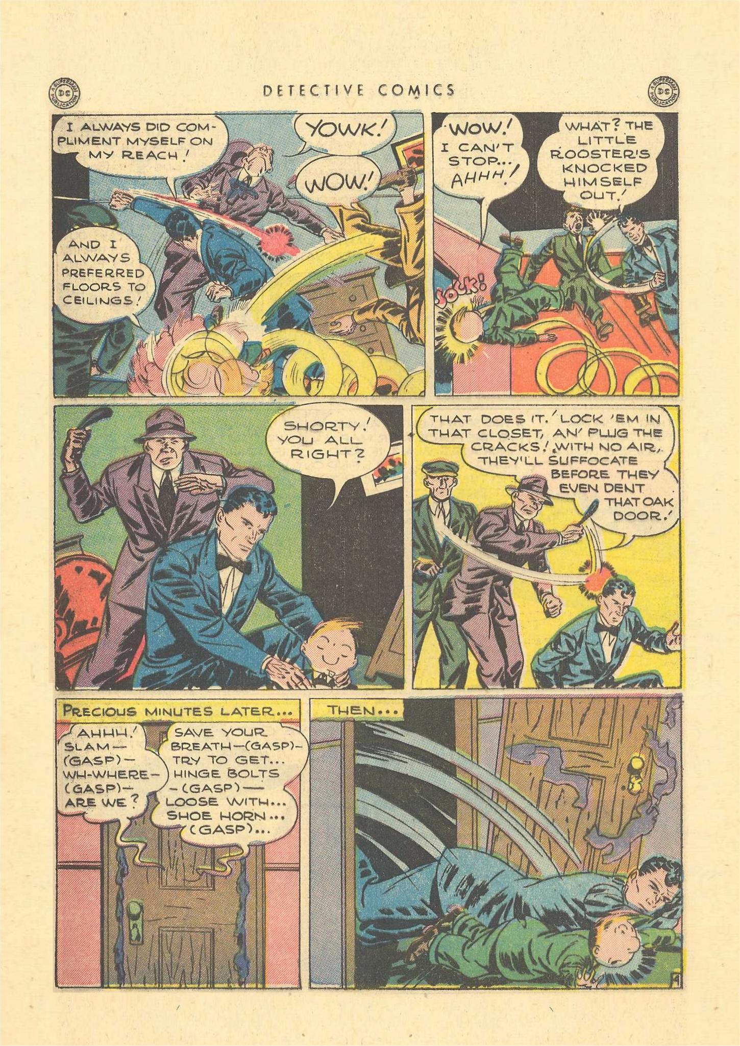 Read online Detective Comics (1937) comic -  Issue #109 - 19