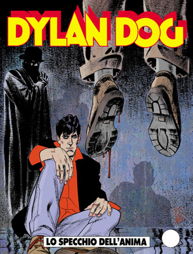 Dylan Dog (1986) 169 Page 1