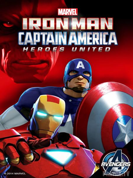 Người sắt và Đ�?i trư�?ng Mỹ: Liên minh anh hùng