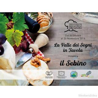 Rassegna enogastronomica con piatti tipic della Vallecamonica e del Sebino