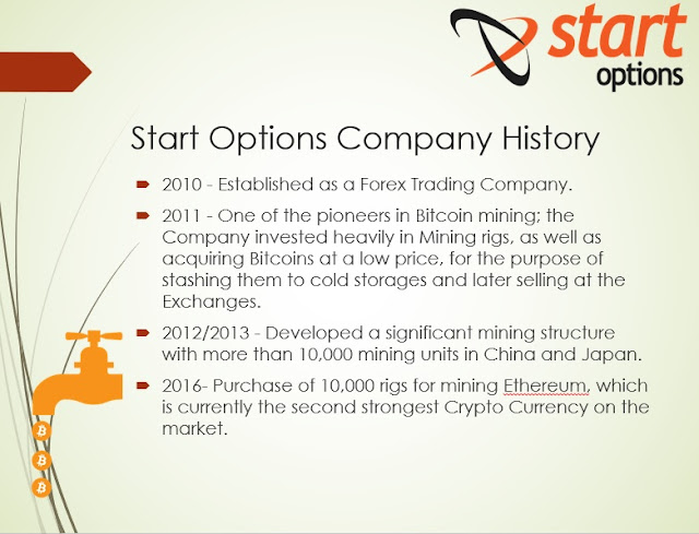 How to start an options trading business