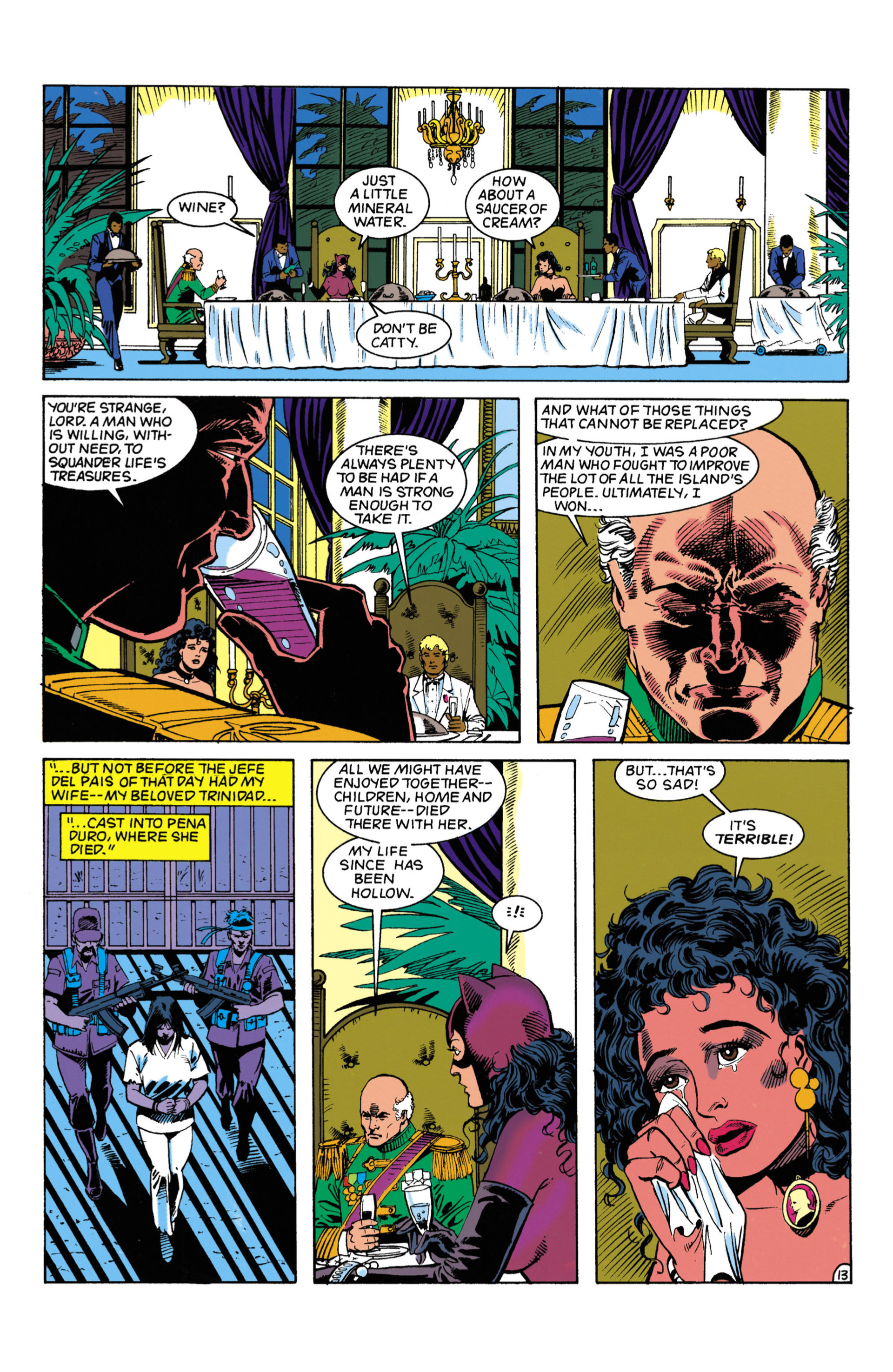 Catwoman (1993) Issue #4 #9 - English 14