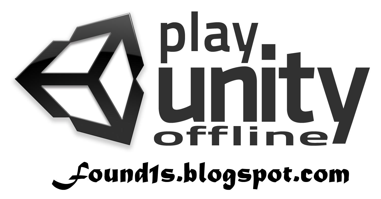 Play Unity 3D Games Offline