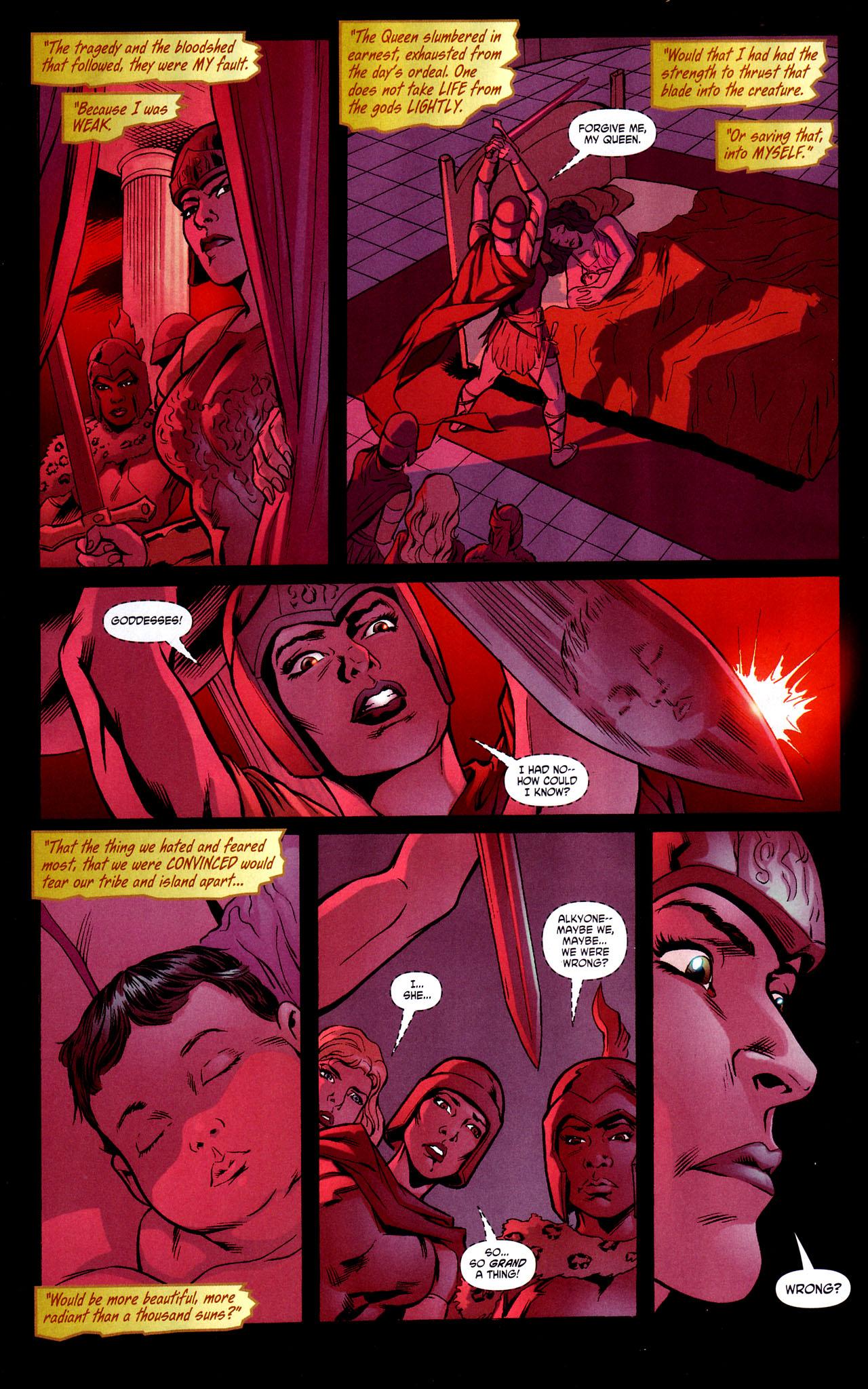 Read online Wonder Woman (2006) comic -  Issue #17 - 5