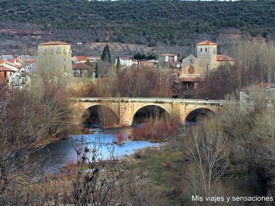 Villa de Covarrubias, Castilla y León, Burgos