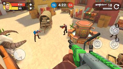 لعبة Guns of Boom مهكرة للاندرويد, تحميل لعبة guns of boom للاندرويد, guns of boom hack apk, تحميل