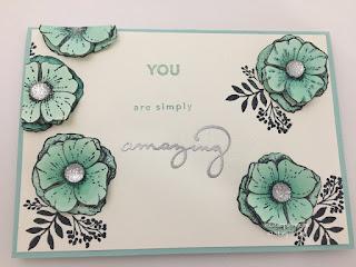 Amazing You card