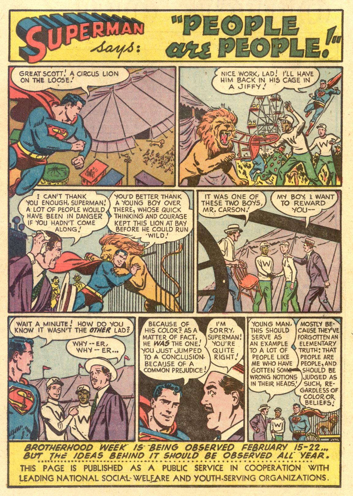Read online Detective Comics (1937) comic -  Issue #194 - 16