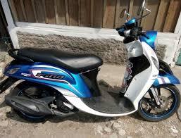 Pasaran Yamaha Fino bekas 2018
